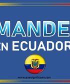 significado de la palabra mande en ecuador