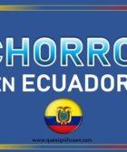 Que significa choro en Ecuador