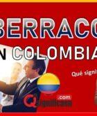 significado de berraco en colombia